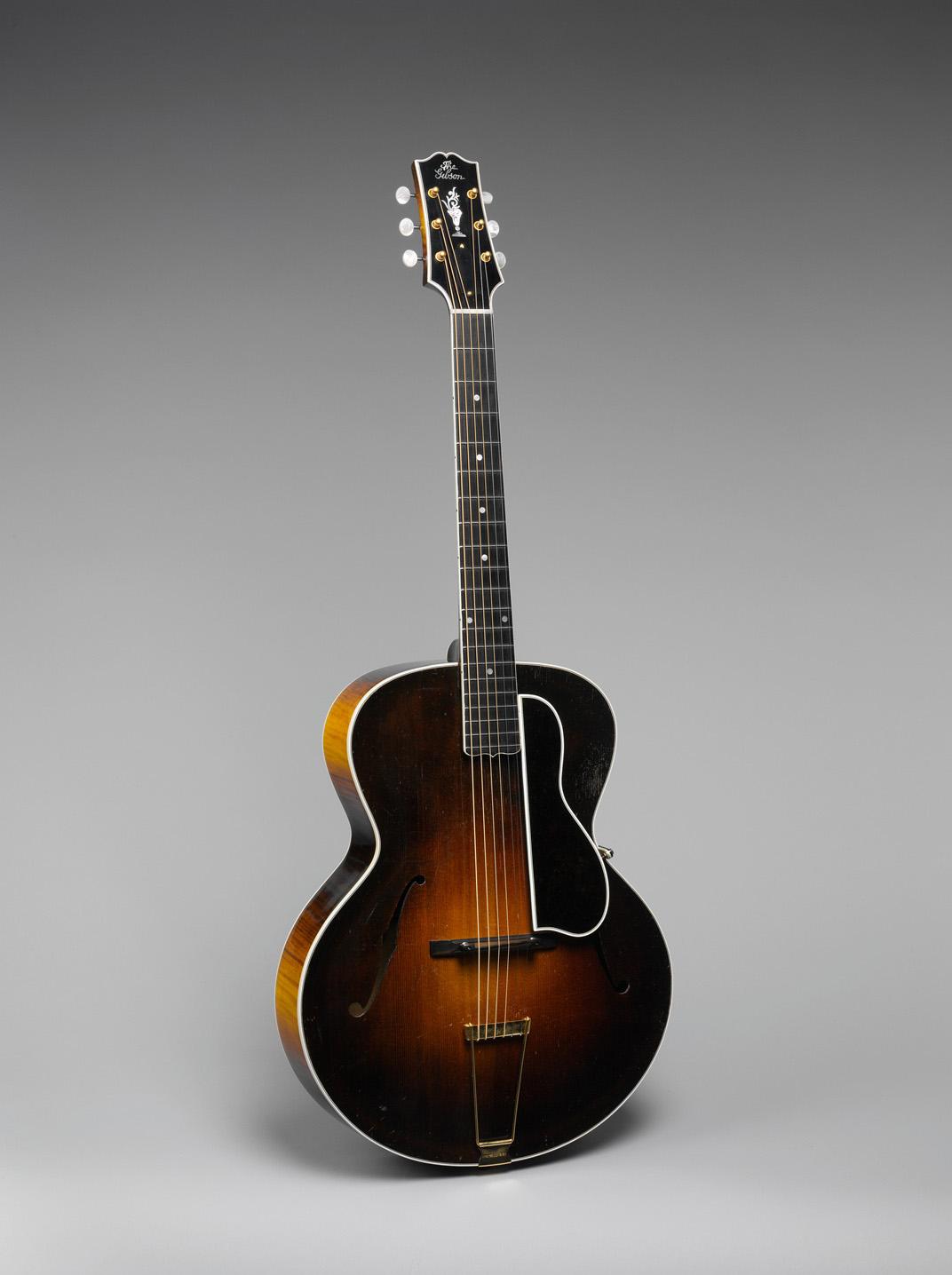 Gibson acoustic guitar wallpaper