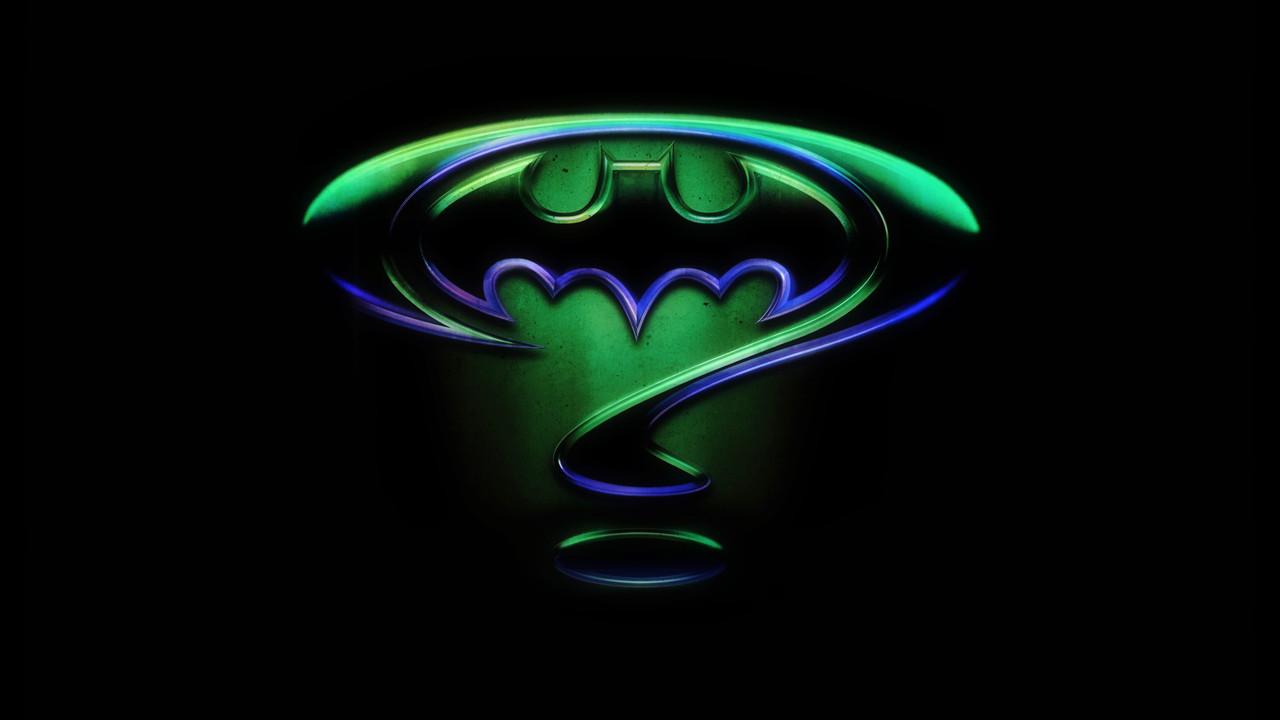 Riddler Logo Of course never actually 1280x720
