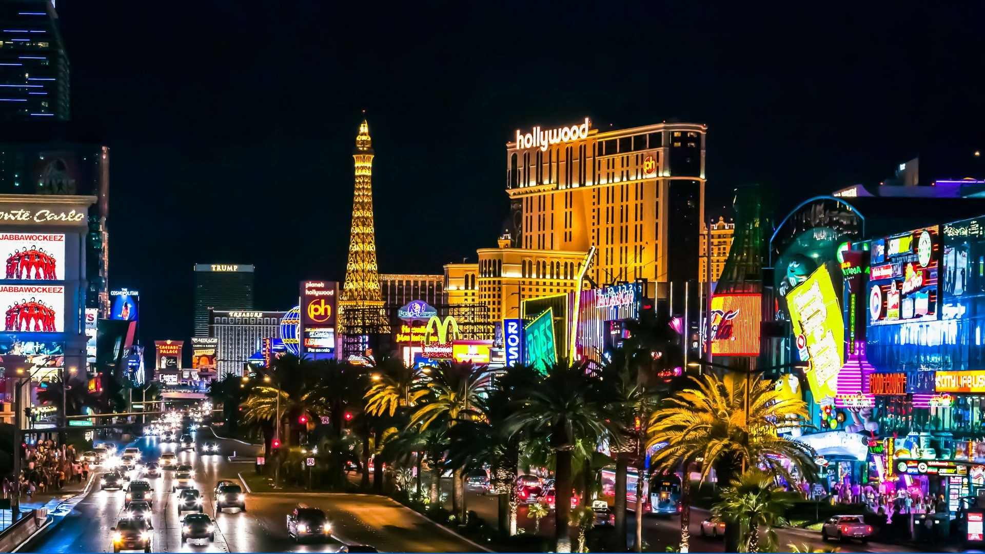Las Vegas Wallpaper 68 images 1920x1080