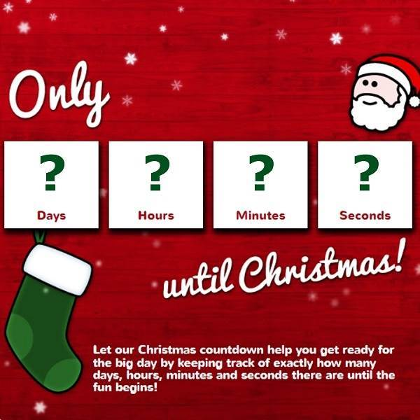christmas 2015 countdown pictures facebook pics images christmas 600x600 - Countdown To Christmas 2015