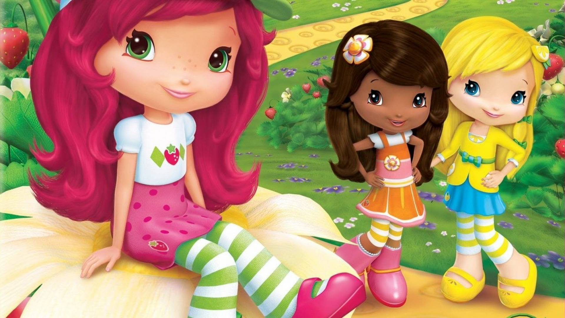 List of Strawberry Shortcake characters - Wikipedia Baby strawberry shortcake pictures