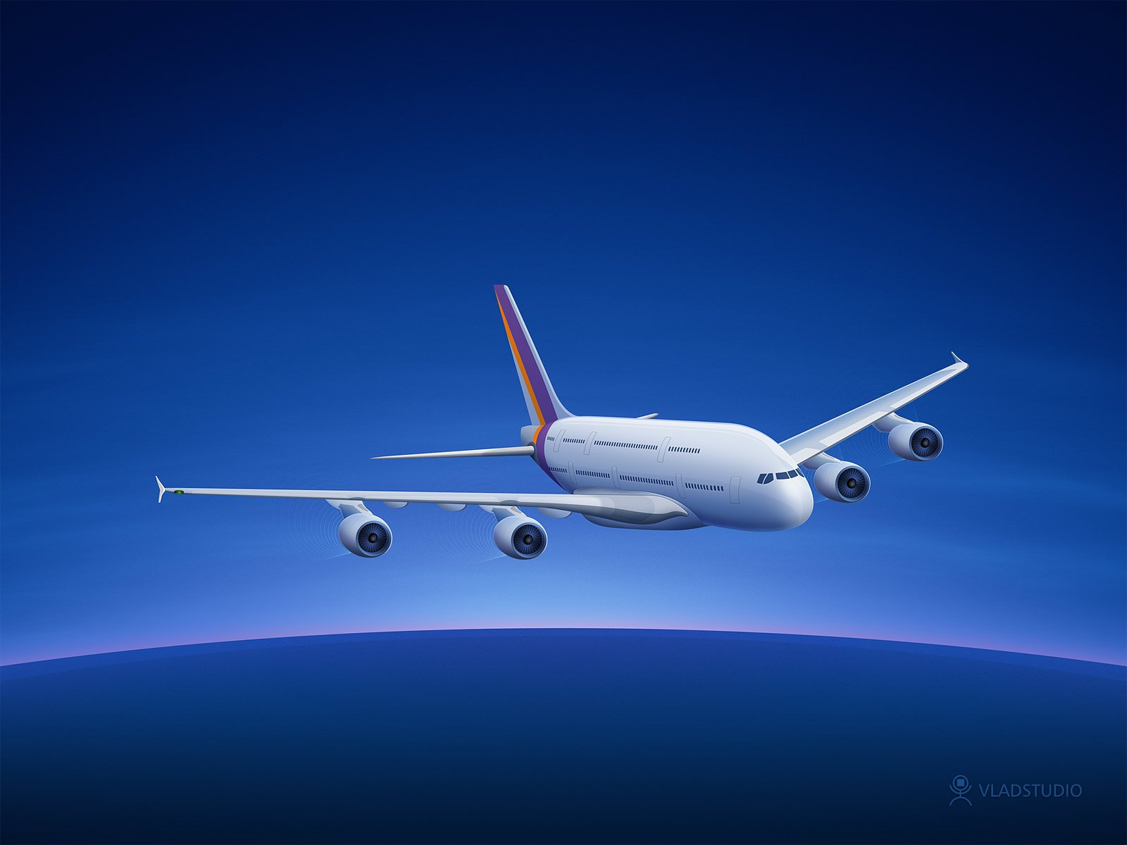Airbus A380 Wallpapers HD Wallpapers 1600x1200
