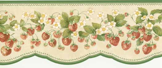 strawberry wallpaper country red are top 4 75 decor of peel strawberry 525x222