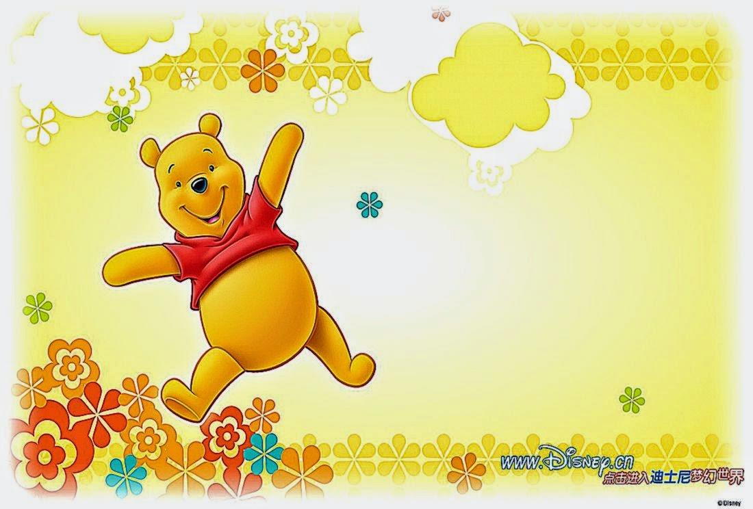 Free Winnie The Pooh Cartoon Wallpaper Wallpapers