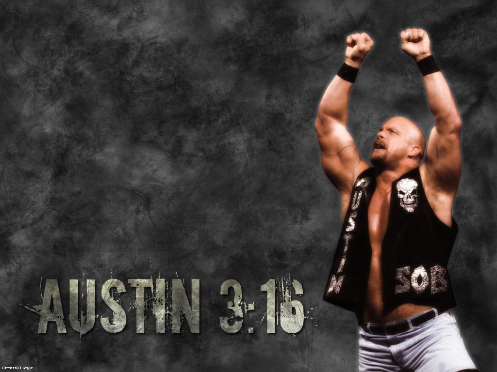 Stone Cold Steve Austin   WWE Wallpaper 536739 1024x768
