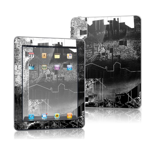 iPad skins iPad 1st Generation Architecture skin for iPad 1st 600x600