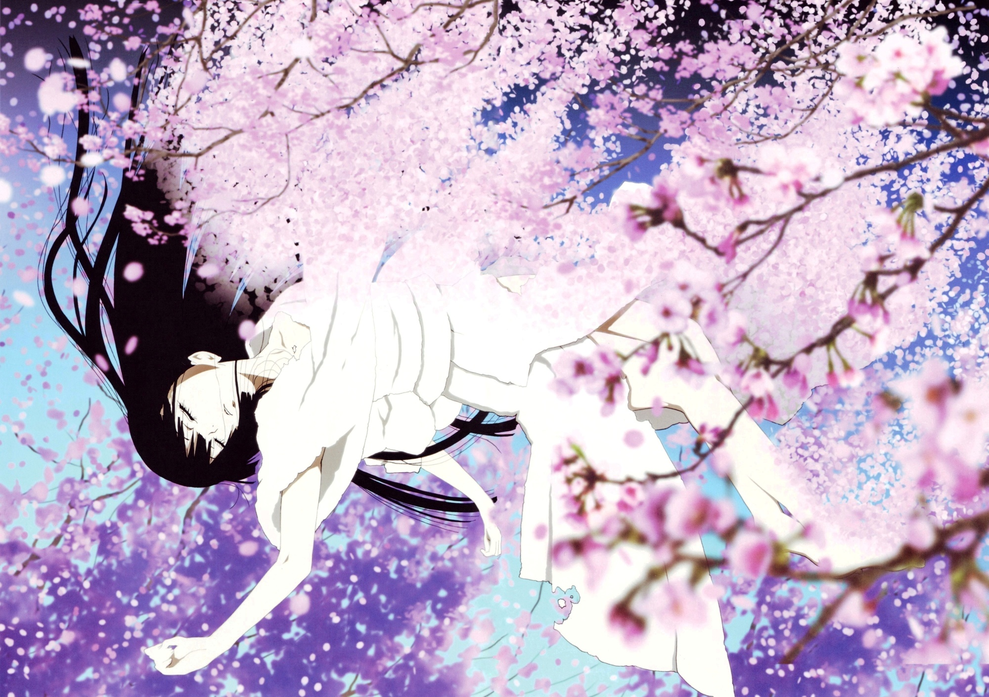 Jigoku Shojo Hell Girl w wallpaper 2000x1409 136551 WallpaperUP 2000x1409