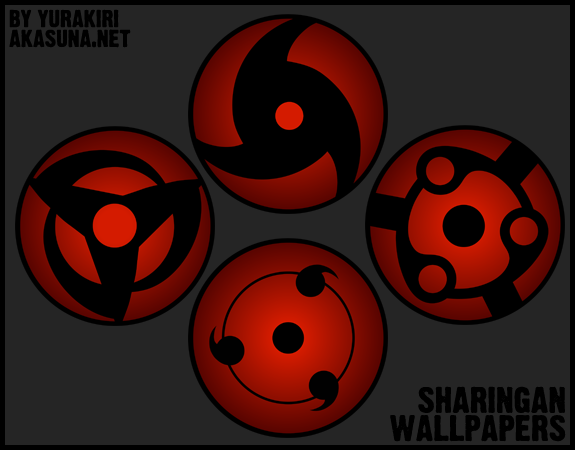 Sharingan Wallpaper 575x450