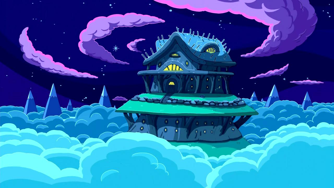 Adventure Time Season 1 Backgrounds   Album on Imgur 1280x720