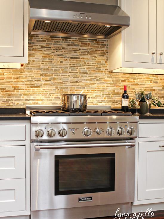 Stainless Steel Kitchen Backsplash Ideas 550x734