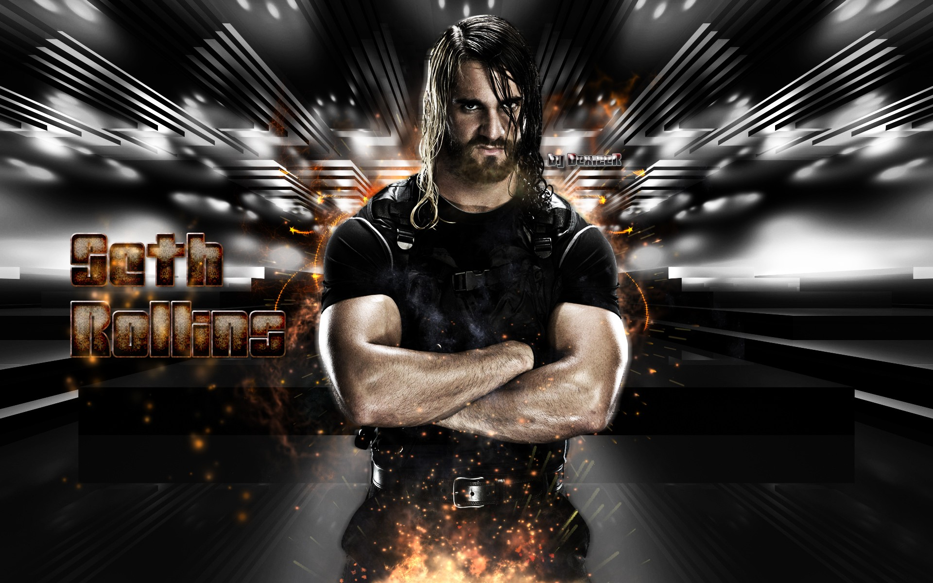 WWE Superstar Seth Rollins Wallpapers   New HD Wallpapers 1920x1200