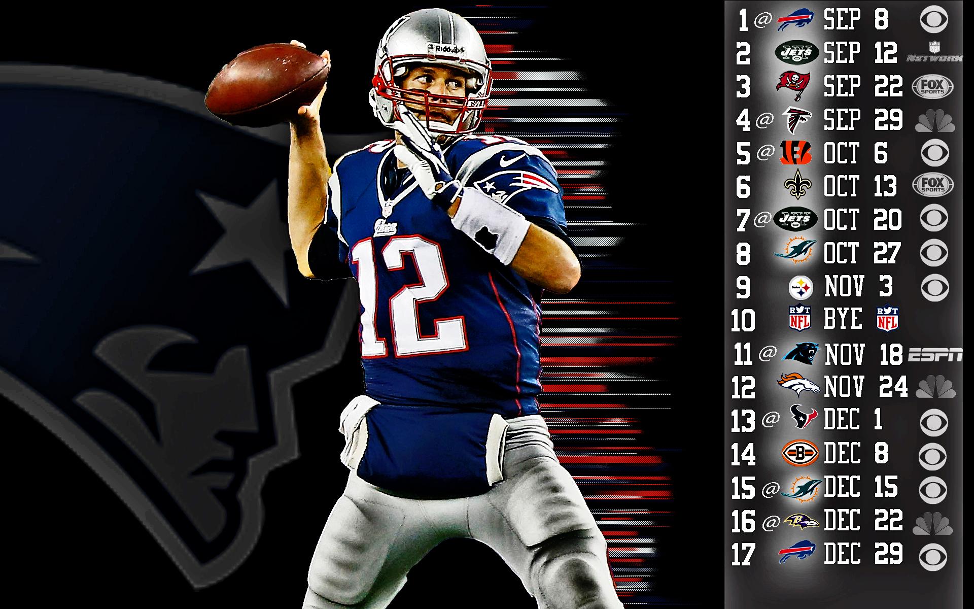 New England Patriots football nfl