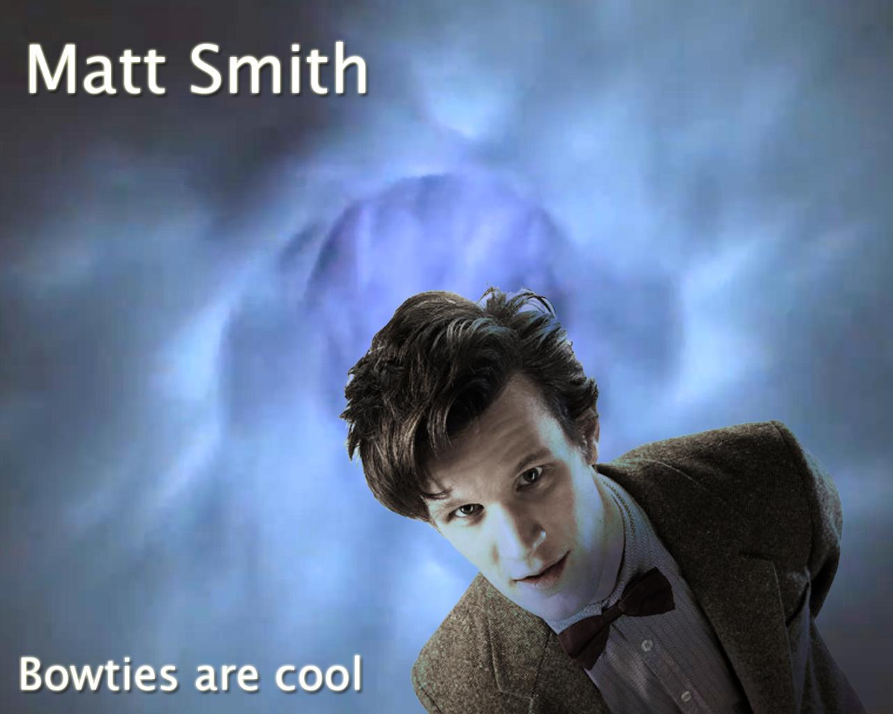 Matt Smith   Wallpaper by PatrickJr 1280x1024