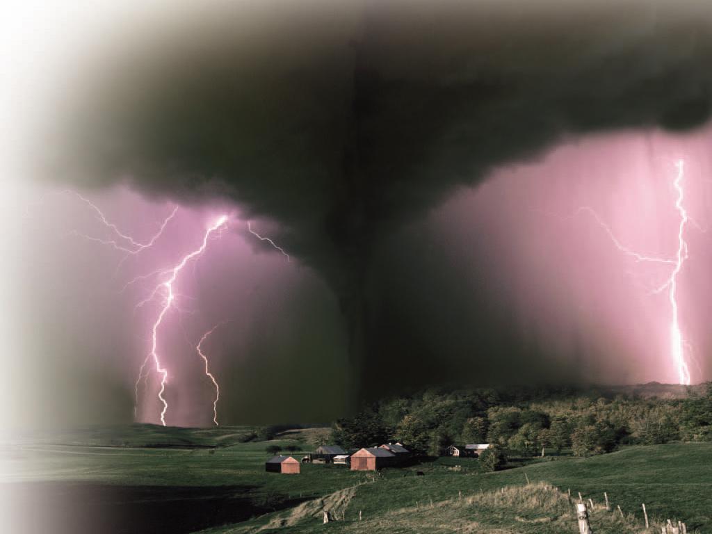 Tornado Wallpaper 1024x768