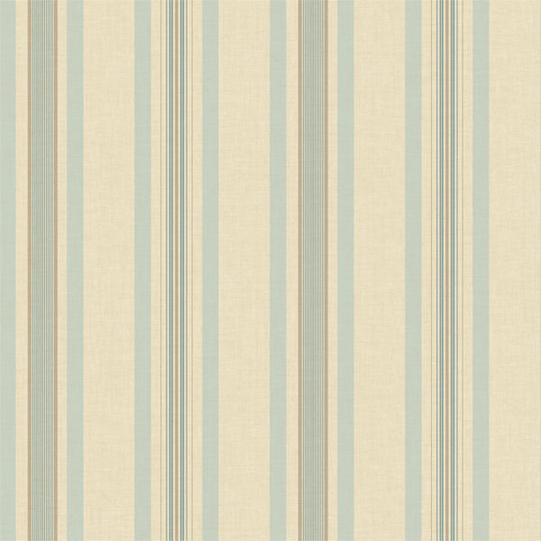 Blue and Beige Multi Pinstripe Wallpaper   Wall Sticker Outlet 600x600