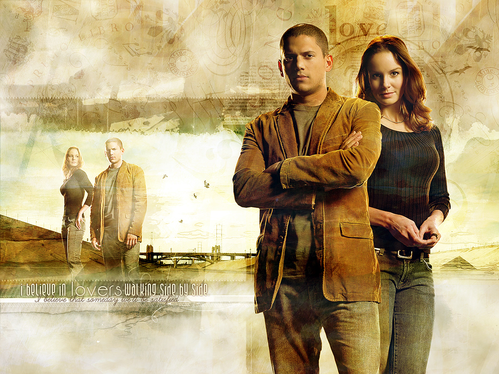 prison break Prison break may be getting sprung from television purgatory fox is developing a limited-series revival of its 2005-09 drama series that would re-team stars wentworth miller and dominic purcell.