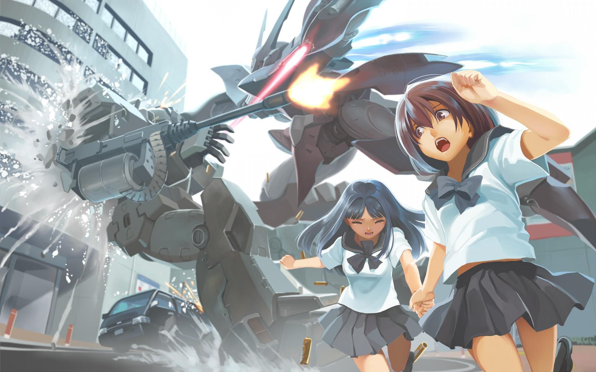 anime war wallpaper - photo #34