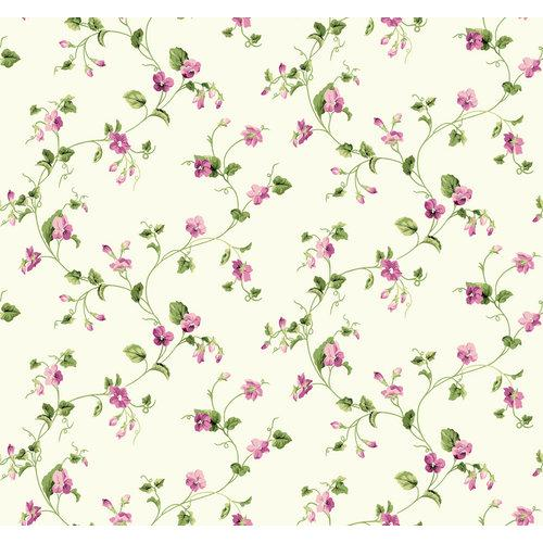 Discontinued Waverly Valances: Waverly Wallpaper Roses