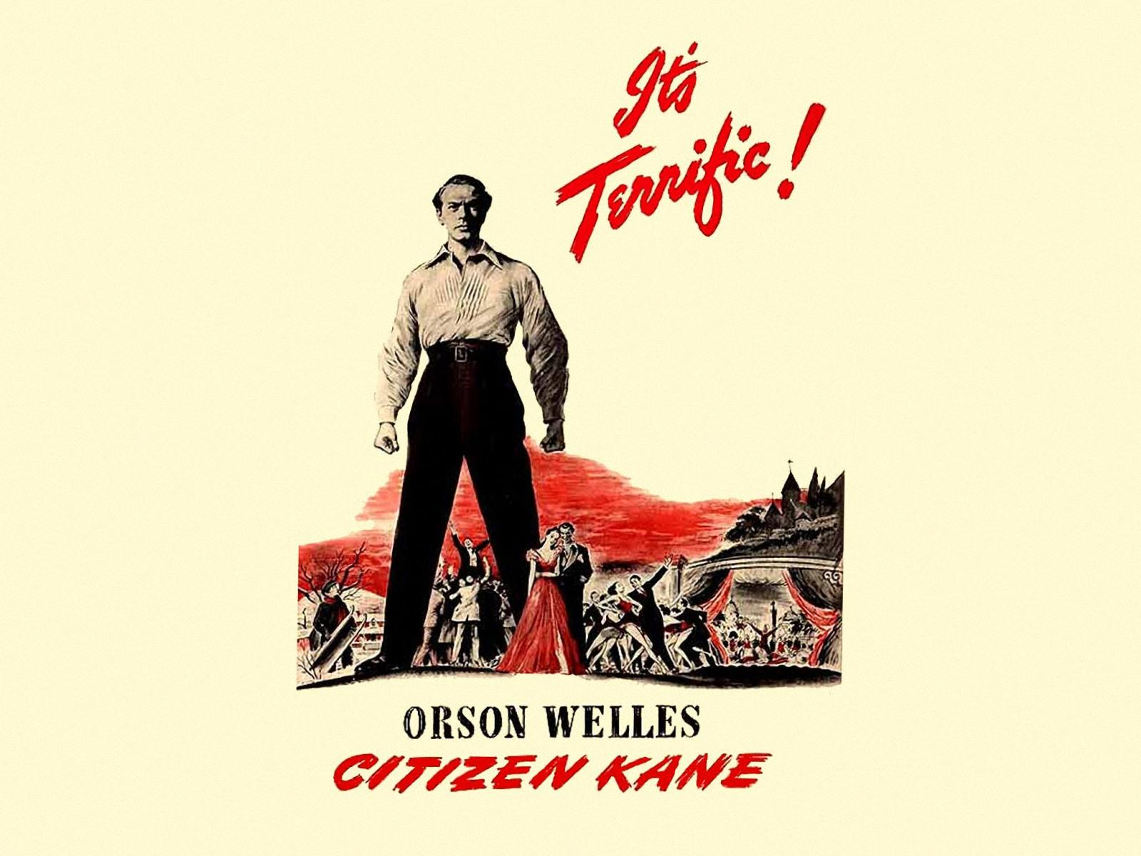 Citizen Kane WallpapersCitizen Kane Wallpapers Pictures 1600x1200