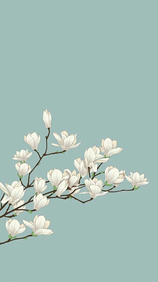 16 Minimalist Spring Wallpapers On Wallpapersafari