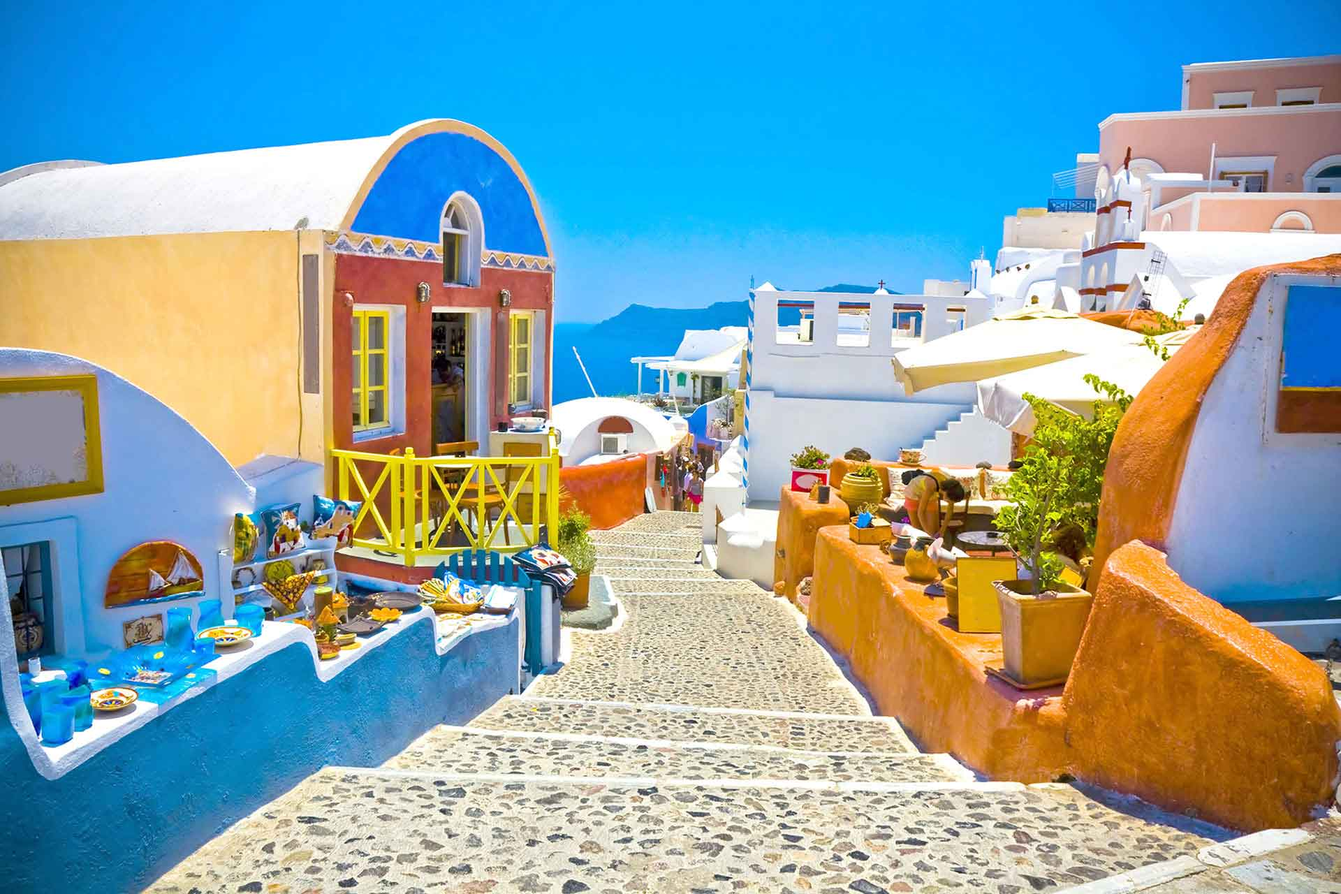 Santorini Wallpapers PC F76R34Y Wallperiocom 1920x1280