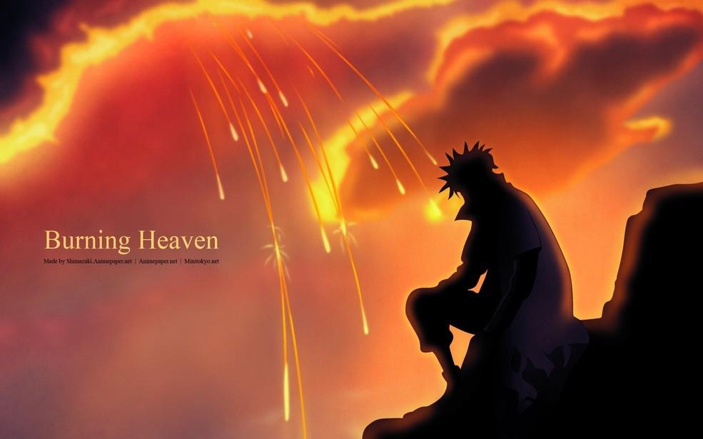 yondaime 4th hokage minato namikaze 1024x768 wallpaper Anime Naruto HD 985x615