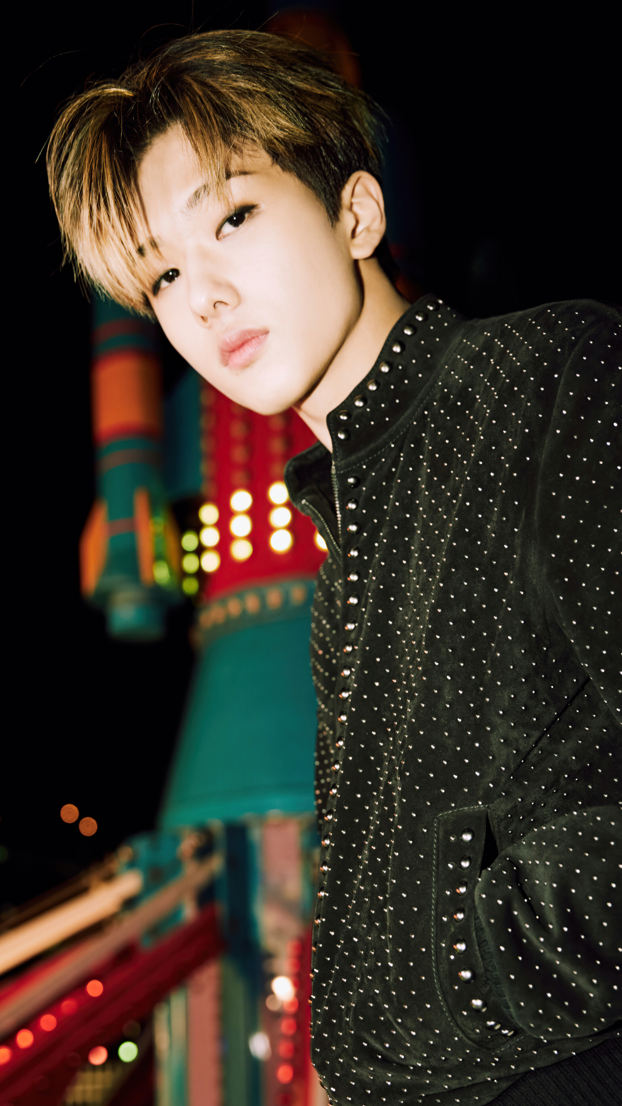 NCT Dream Jisung Ridin 4K Wallpaper 61533 2160x3840