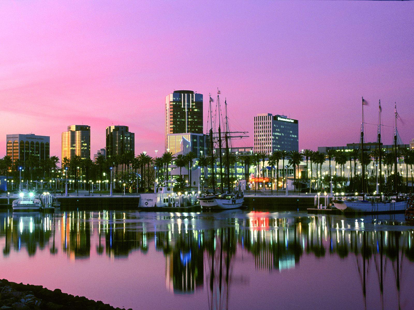 Long Beach California Wallpaper 1600x1200