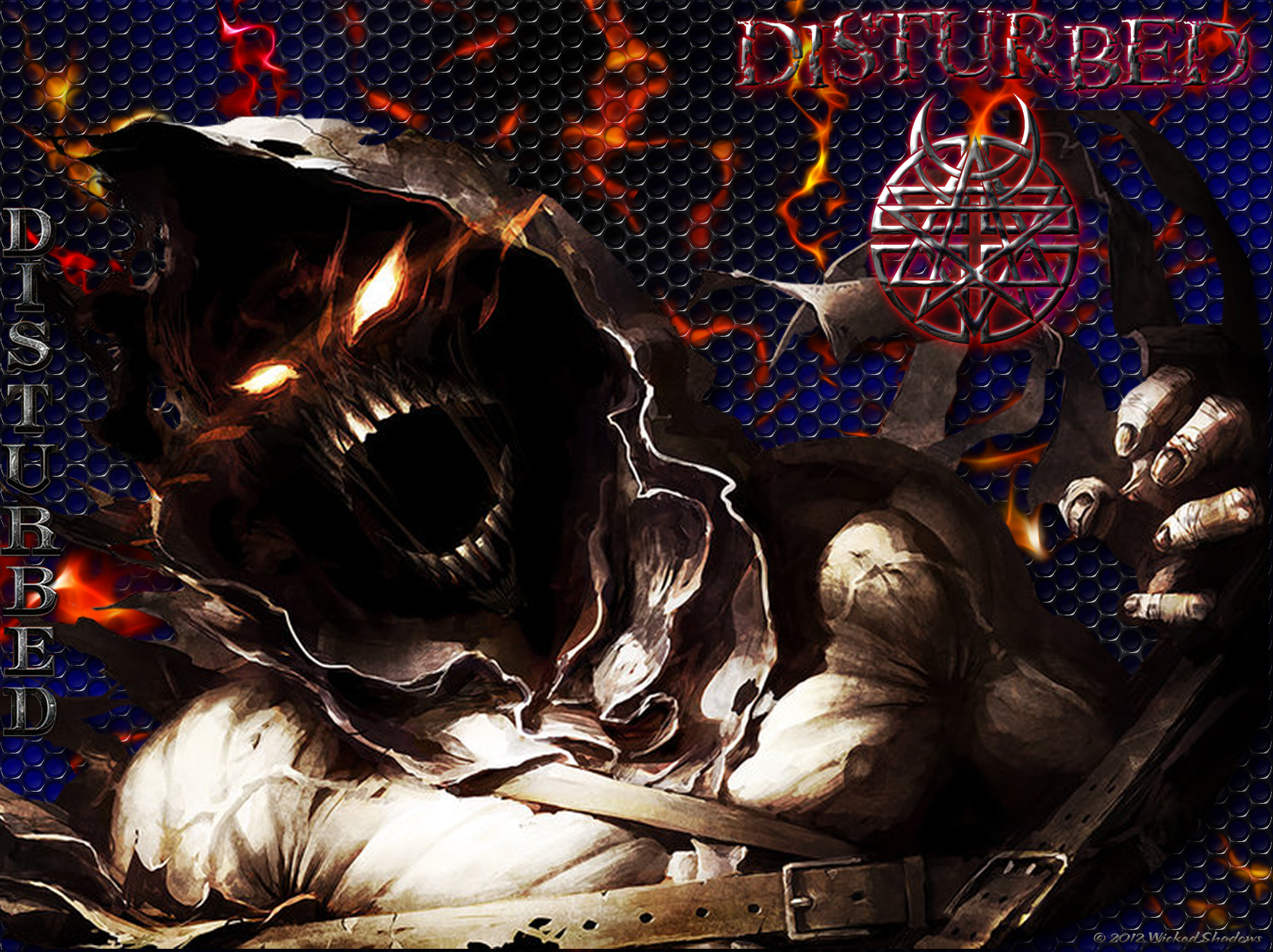 Get Disturbed Heavy Metal Wallpaper Download Wallpaper