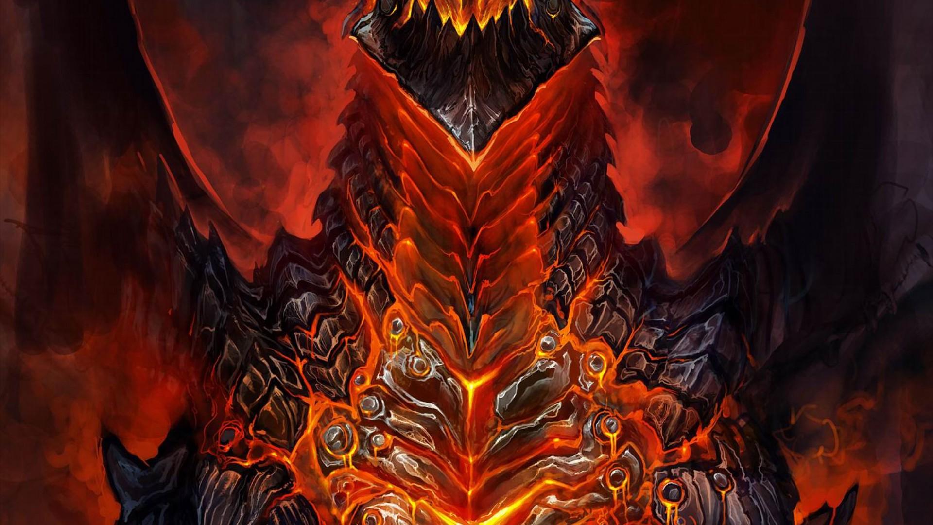 Deathwing Wallpaper - WallpaperSafari  World Of Warcraft Cataclysm Wallpapers