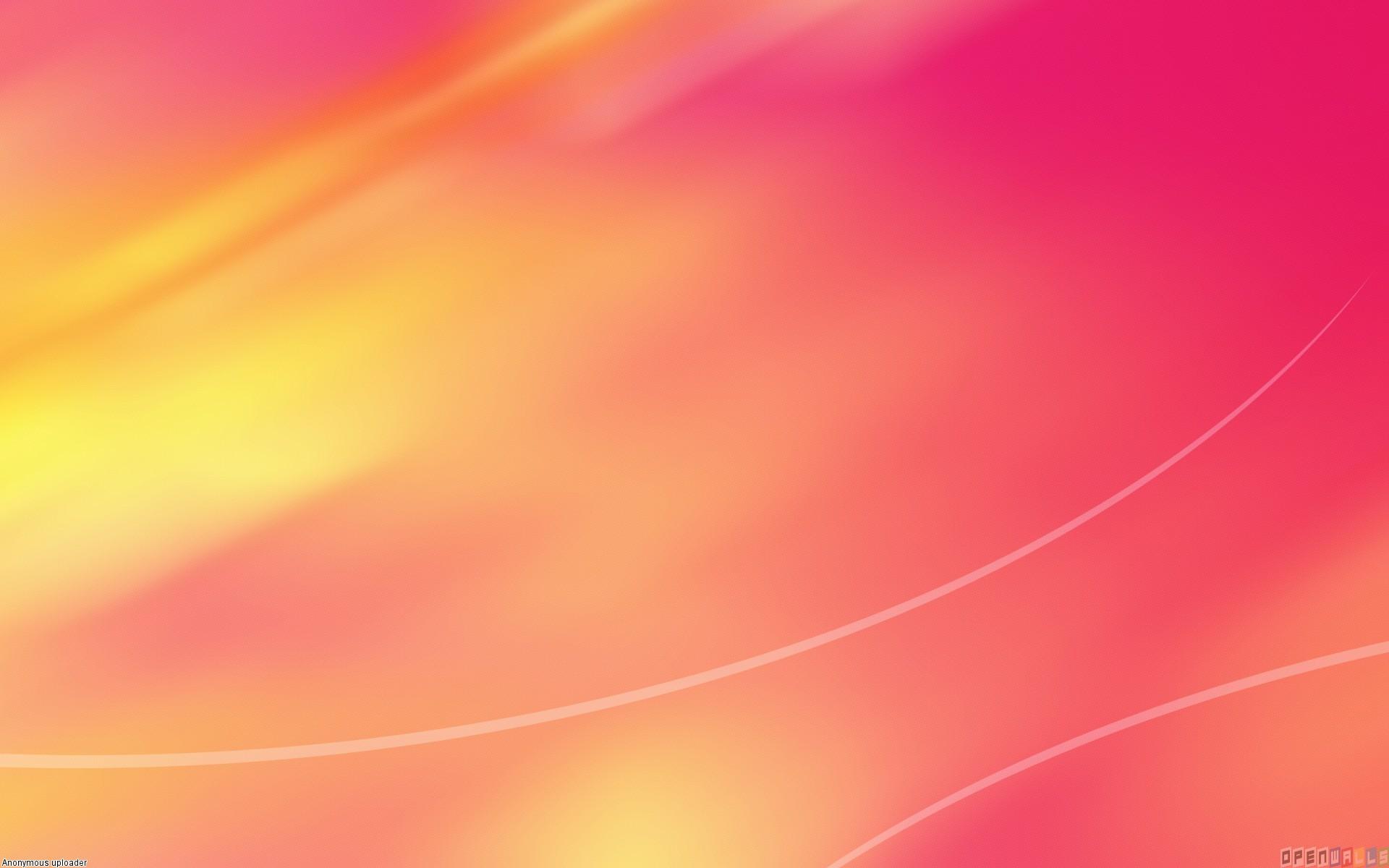 Pink and Orange Wallpaper - WallpaperSafari
