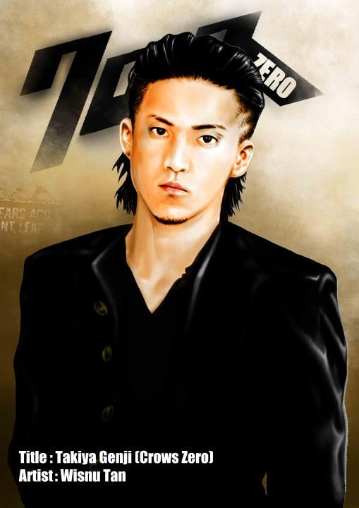 Takiya Genji by w15nu91 509x720