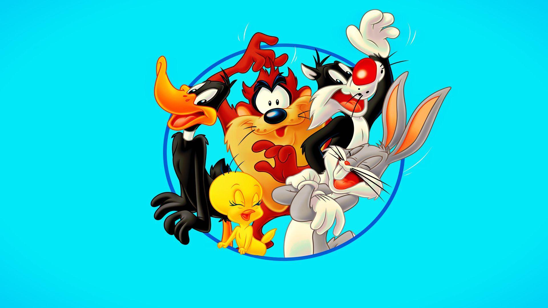 [77+] Looney Tunes Characters Wallpapers on WallpaperSafari