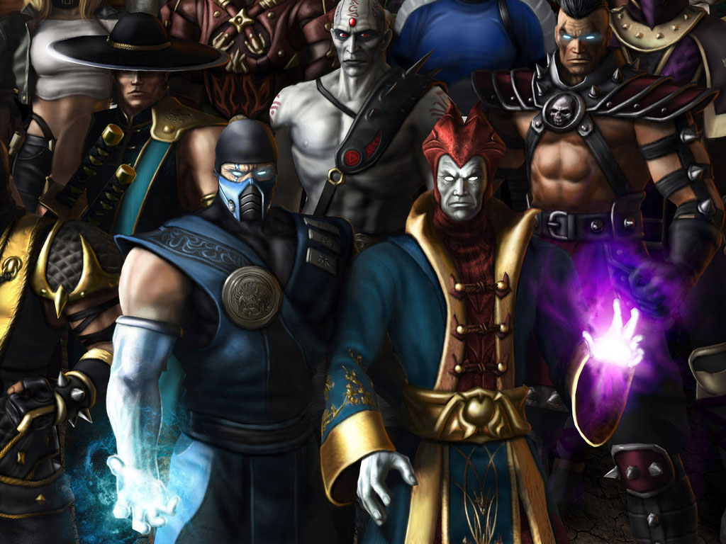 mortal kombatHDwallpapers Mortal Kombat Wallpapers 1024x768