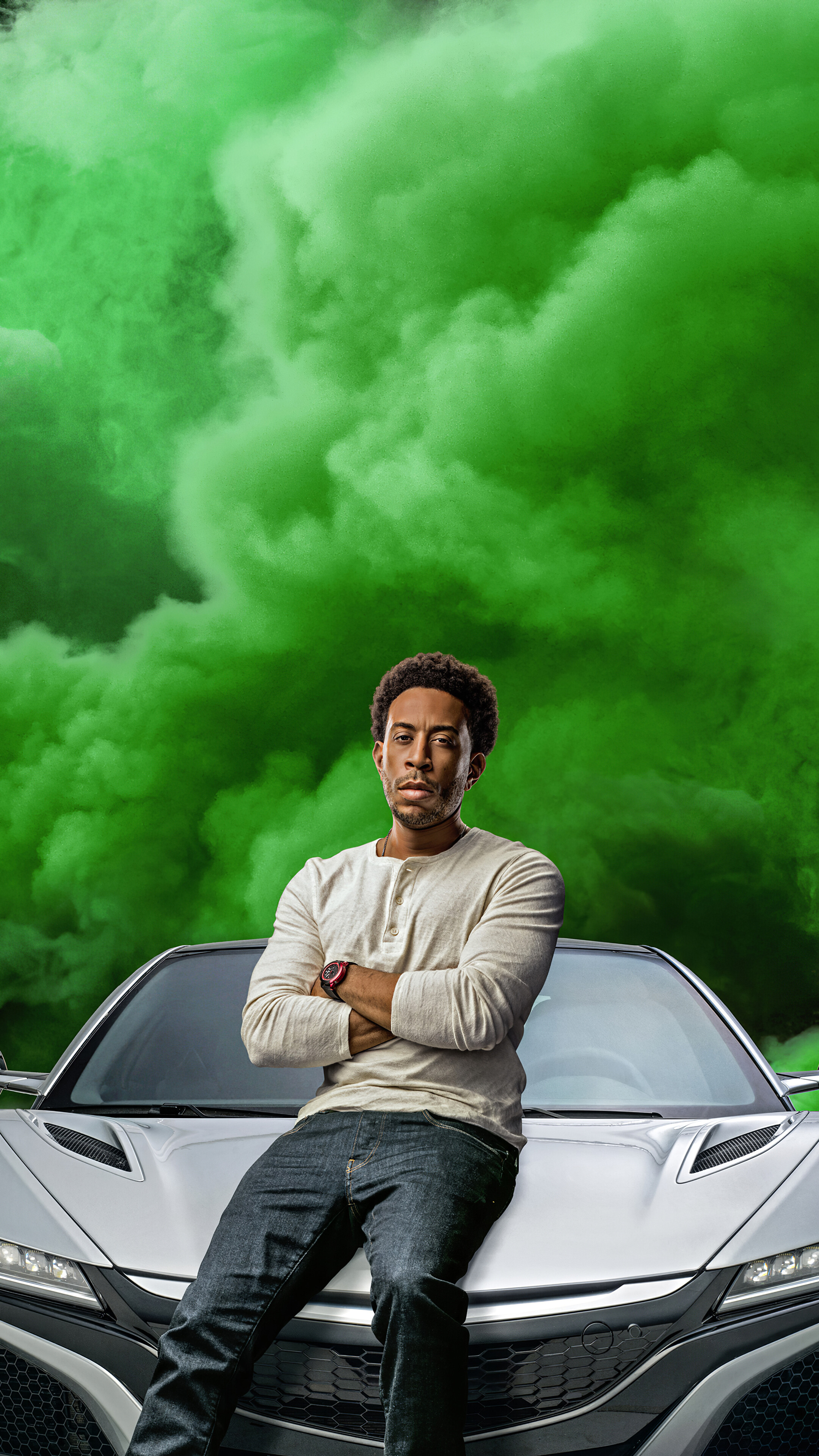 323099 Fast and Furious 9 Tej Parker Poster Ludacris 4K phone 2160x3840
