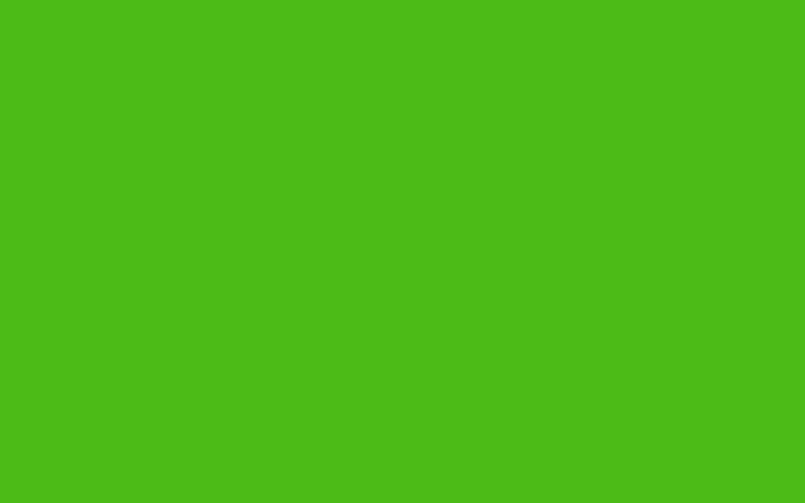 Free download 2560x1600 resolution Kelly Green solid color