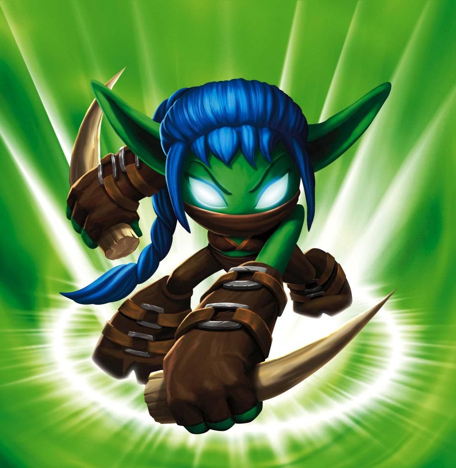 Stealth Elf Skylanders Skylanders Spyro the dragon Elf images 936x960