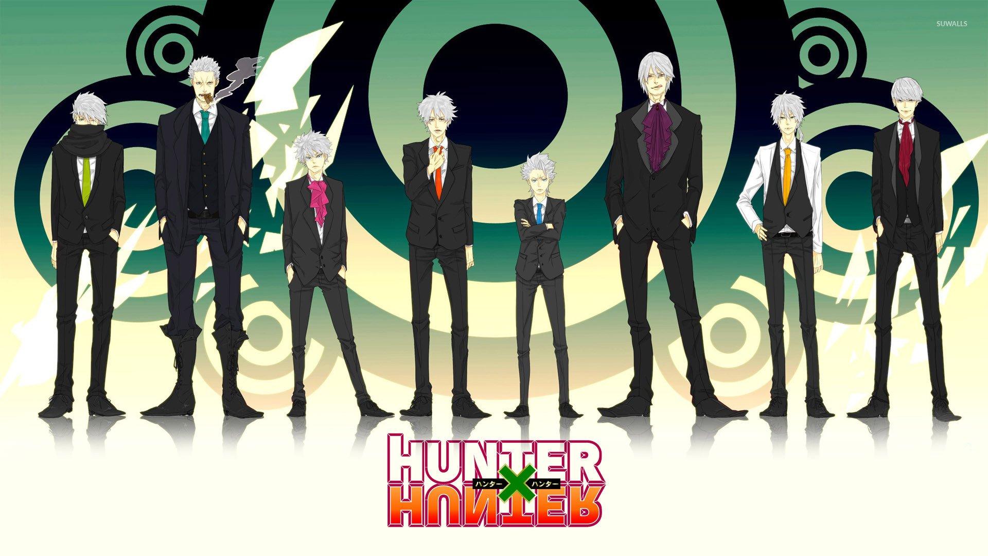 Hunter x Hunter wallpaper   Anime wallpapers   27916 1920x1080