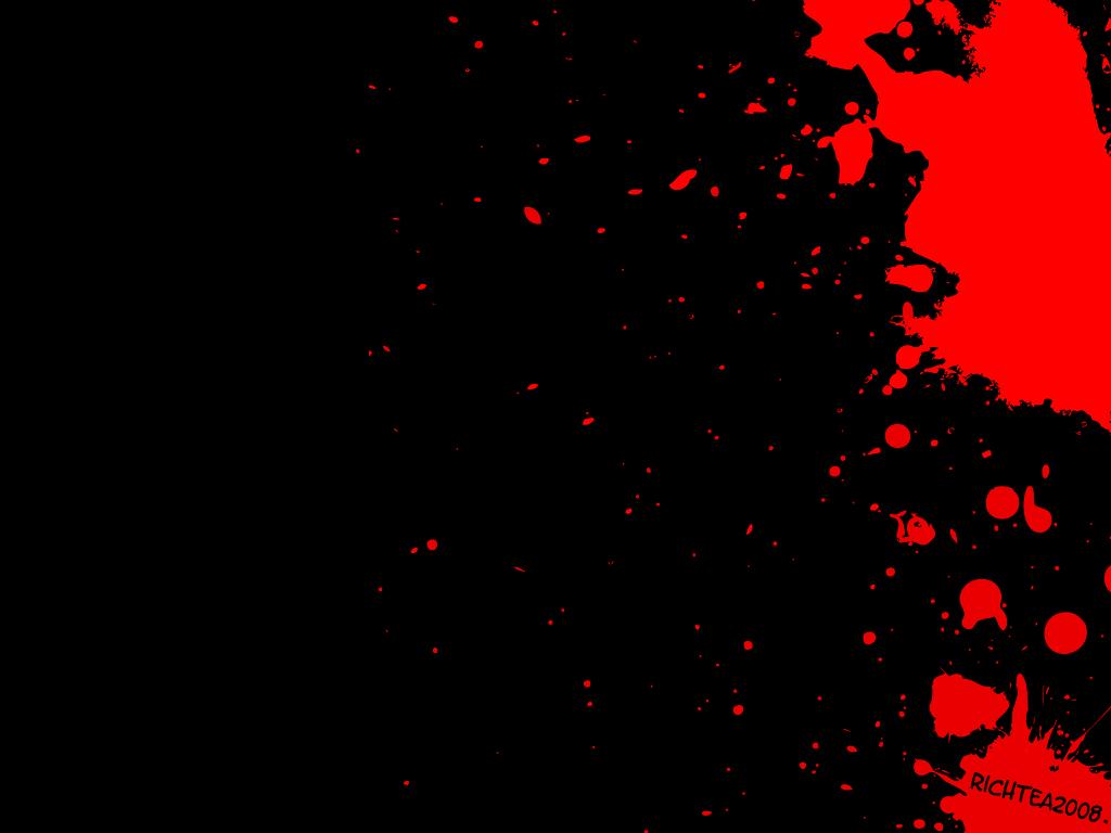 dexter blood splatter poster - photo #20
