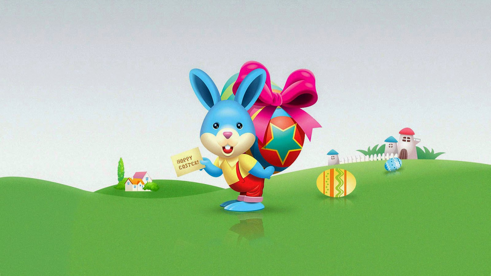 happy easter day 2014 funny wallpaper happy easter day 2014 1600x900