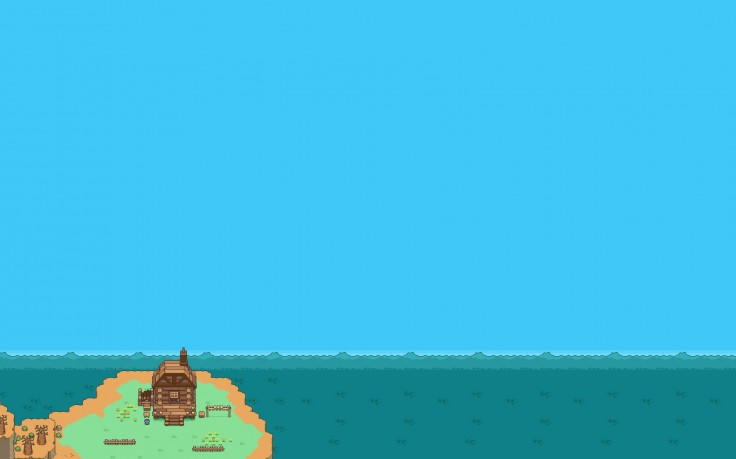 minimalism Retro Games HD Wallpaper Desktop Background 736x459