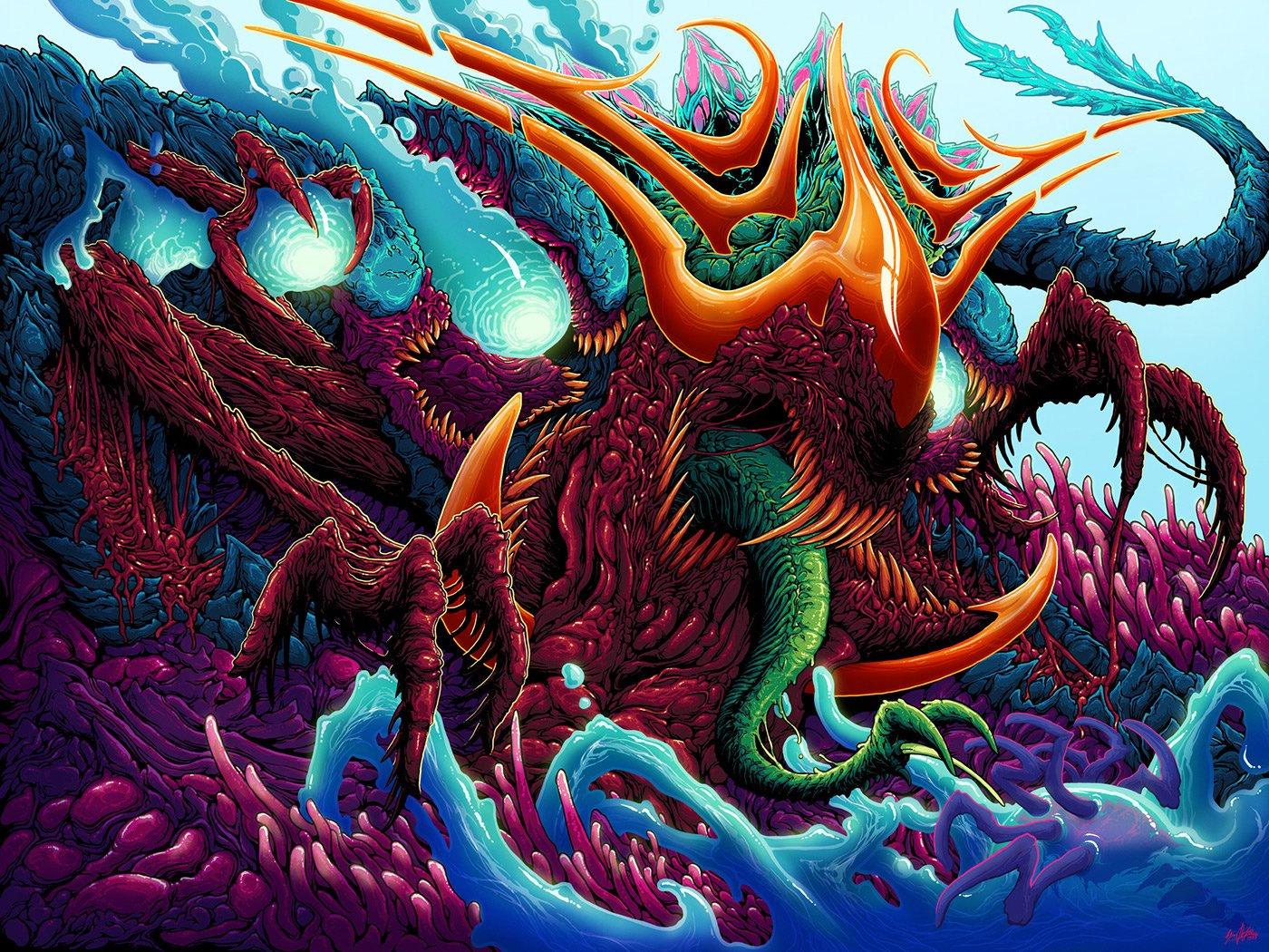 Hyper beast wallpaper 4k   Best Wallpaper for 1400x1050