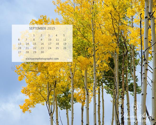 September 2015 Wallpaper Calendar Alaina Ann Photography 650x520