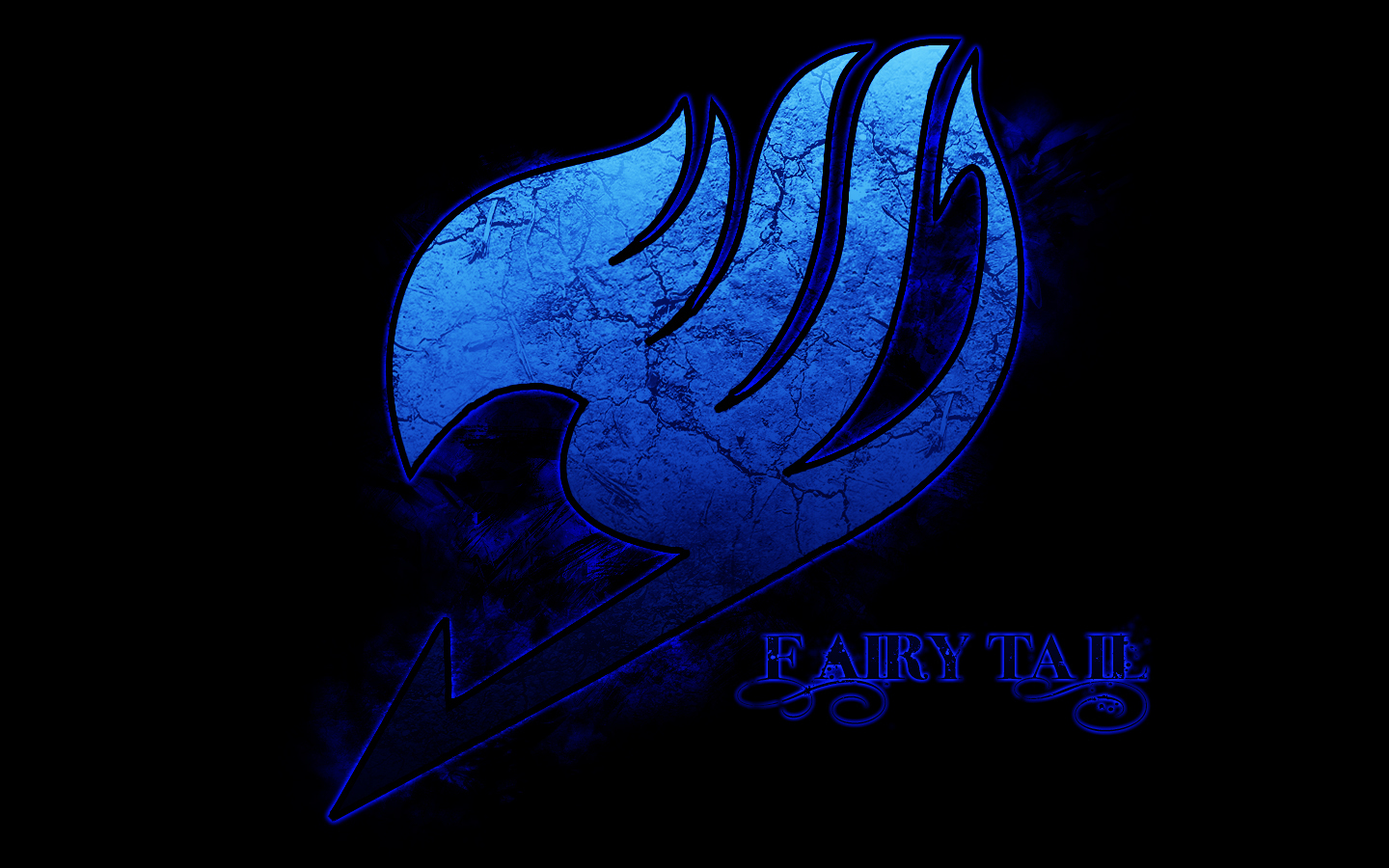 Fairy Tail images Blue FT Logo wallpaper photos 9950163 1440x900