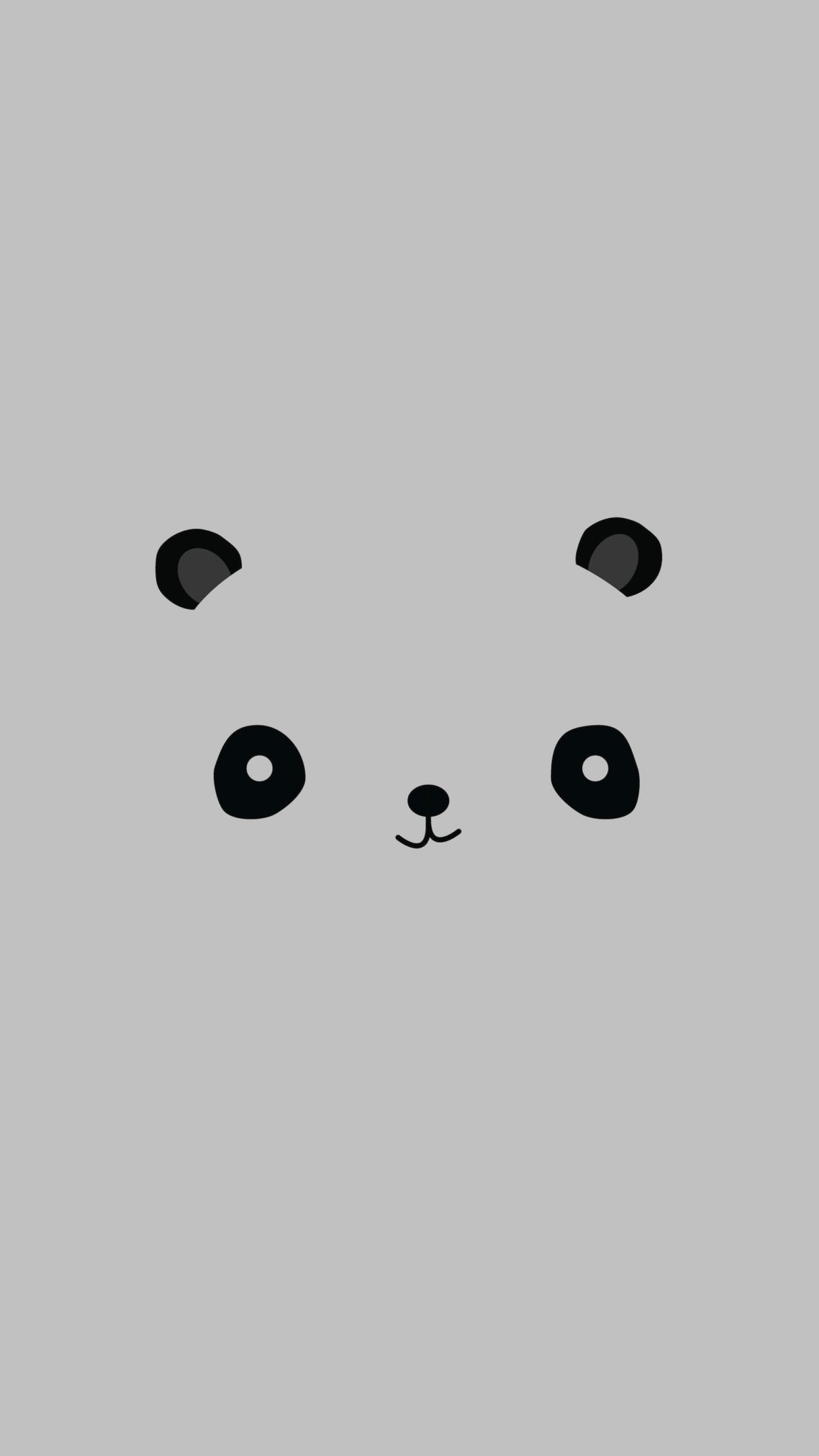 Free Download Cute Minimal Panda Android Wallpaper Download 1242x2208 For Your Desktop Mobile Tablet Explore 49 Kawaii Wallpaper For Android Kawaii Background Wallpaper Cute Wallpaper For Phone Anime Android Wallpaper