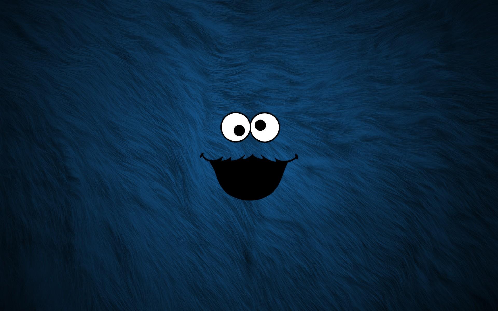 Cookie Monster Wallpaper 1920x1200 Cookie Monster 1920x1200