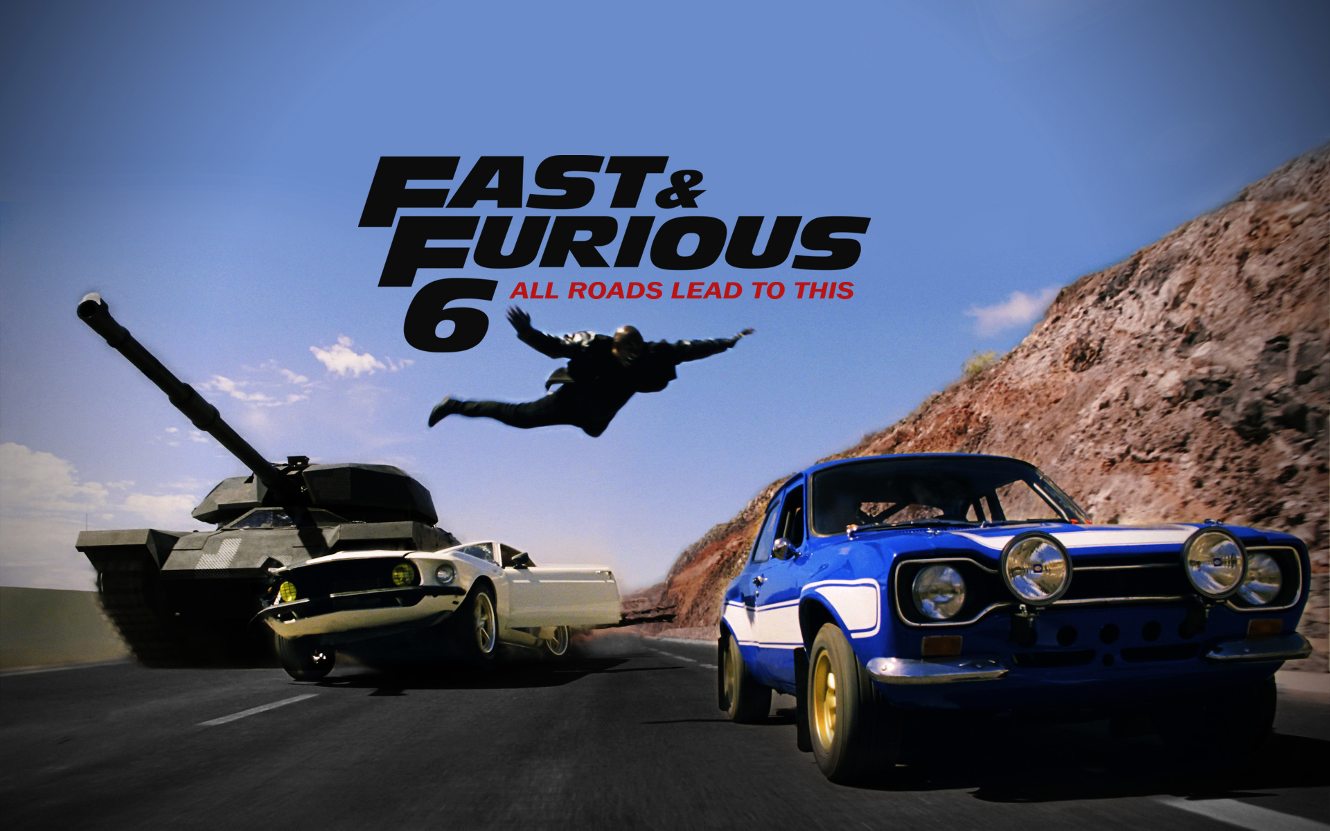Fast and Furious 6 WallpapersHD Wallpapers 1920x1200