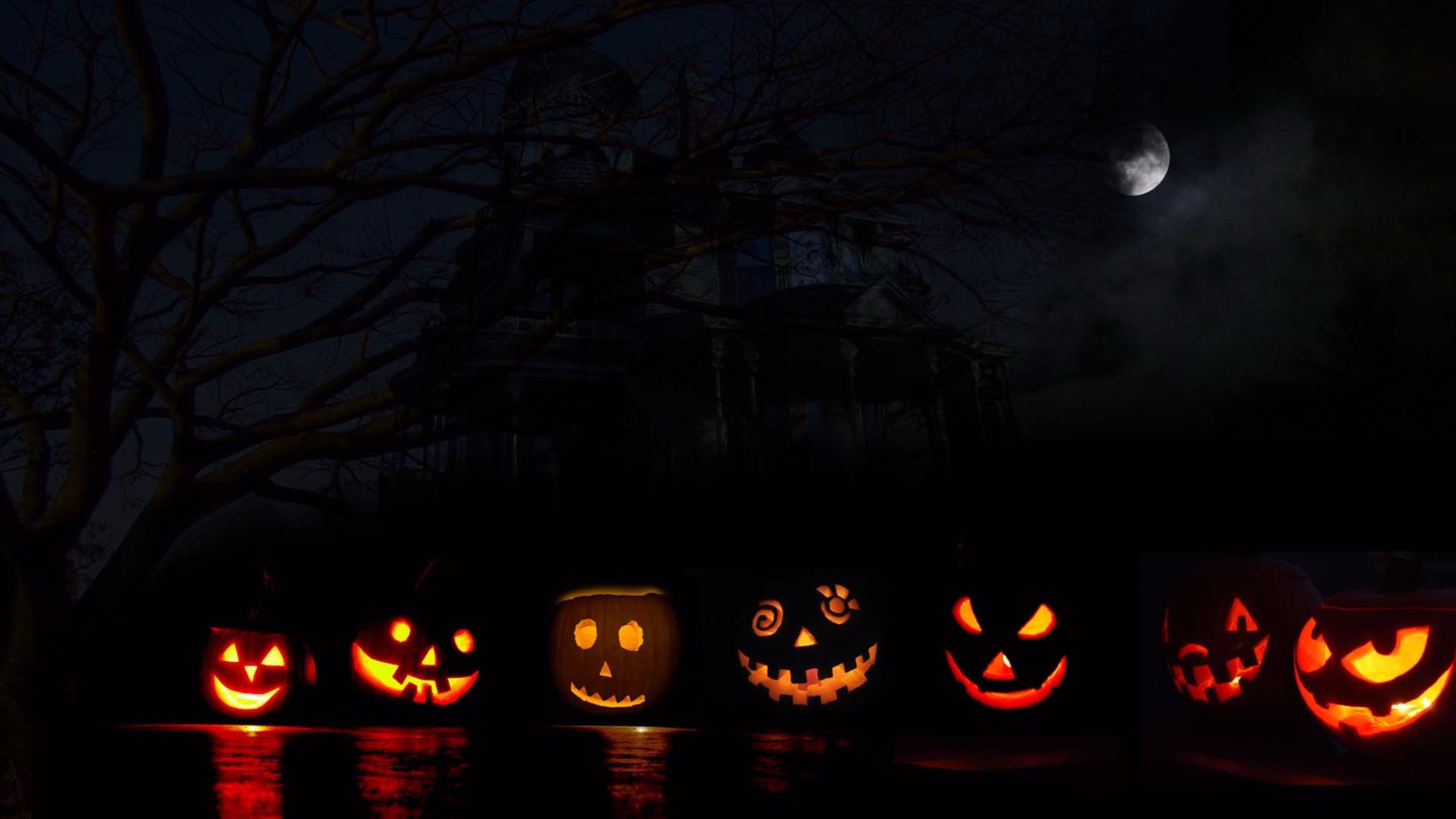 4K Halloween Wallpapers   Top 4K Halloween Backgrounds 3840x2160