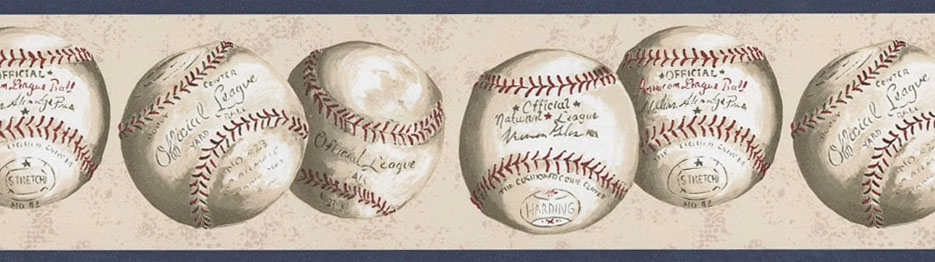 Baseballs Wallpaper