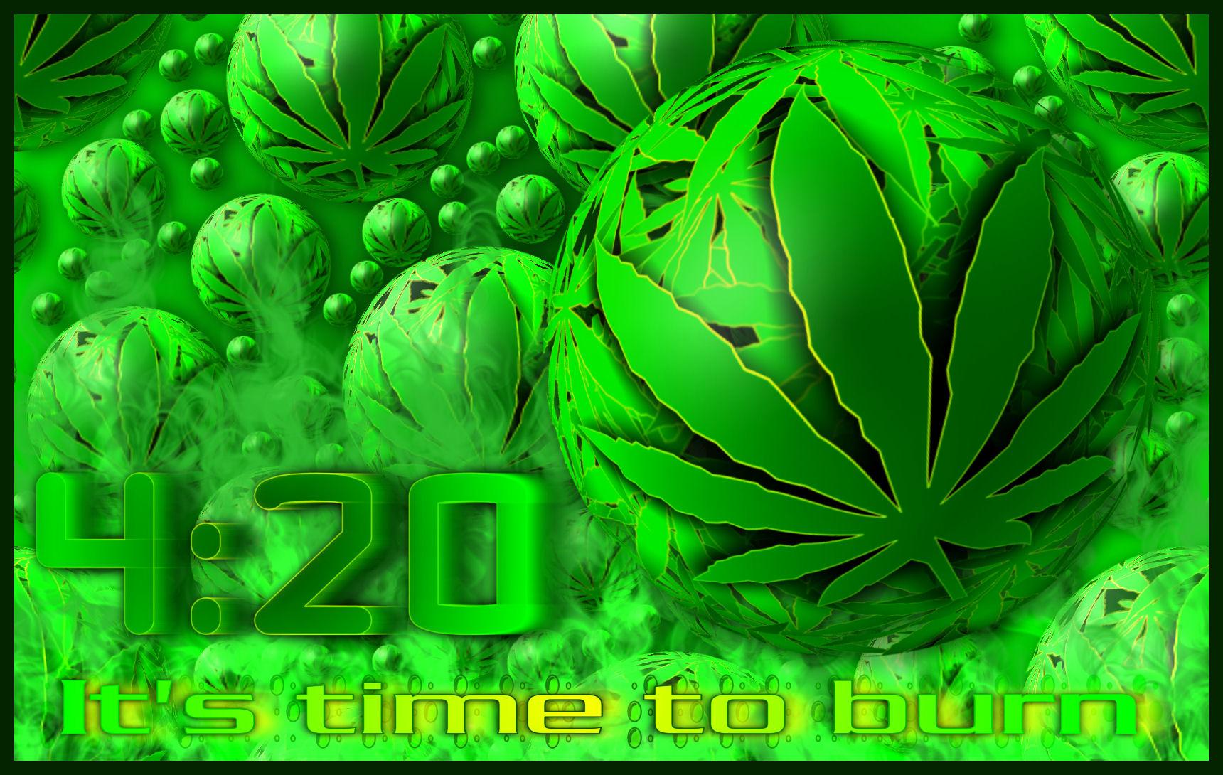 Cannabis Wallpaper 1720x1090